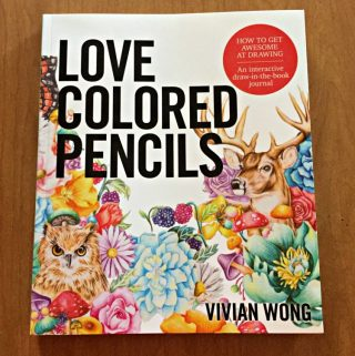 Love Colored Pencils Teaches You To Draw Every Step of the Way
