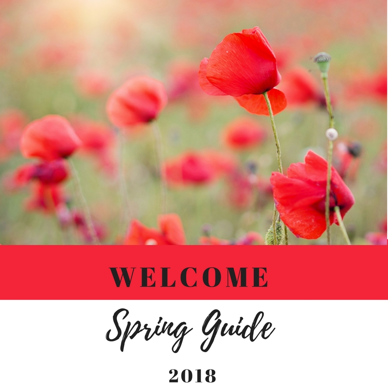 Welcome To KTOT Spring Guide