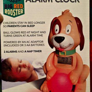 Sleep Training Alarm Clock for Kids