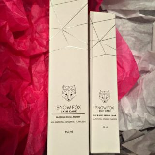 Snow Fox Skincare is a Soothing Solution