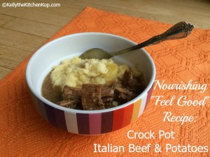 Crockpot Italian Beef Recipe