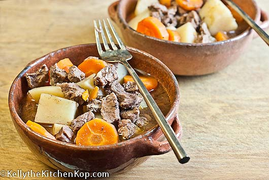 Grassfed Beef French Stew