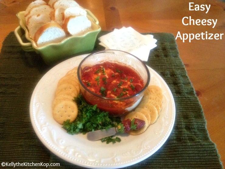 Easy Cheesy Appetizer