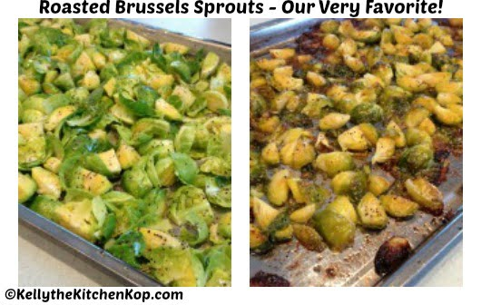 Roasted-brussels