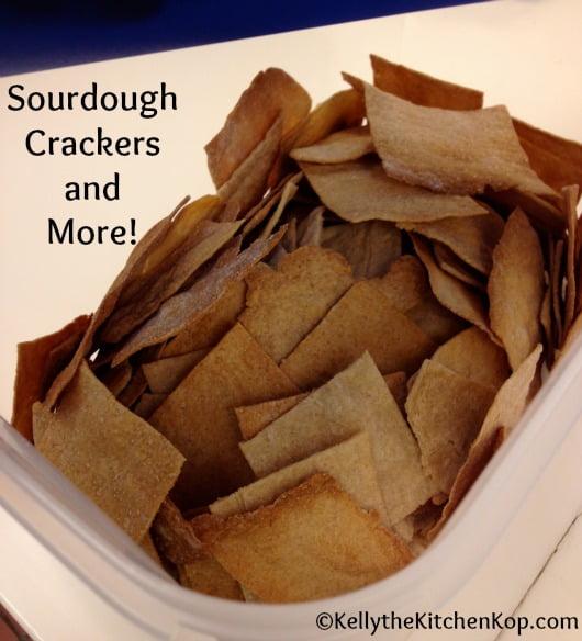 easy sourdough recipes