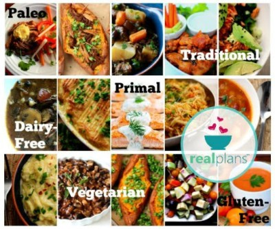 Healthy meal plans any diet