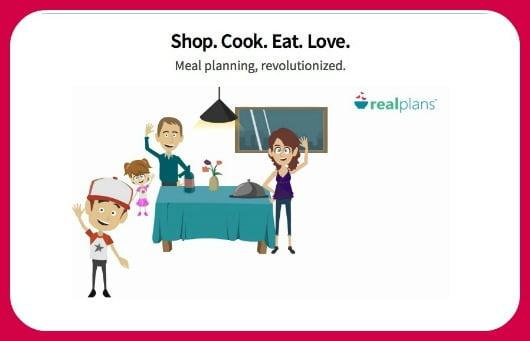 Healthy meal plans real foodie