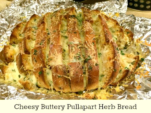 How to make cheese bread 2