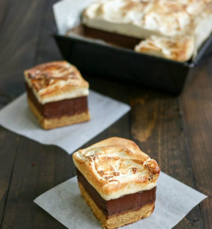 Marshmallow Dessert Recipes
