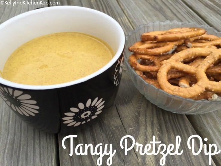 Tangy Pretzel Dip