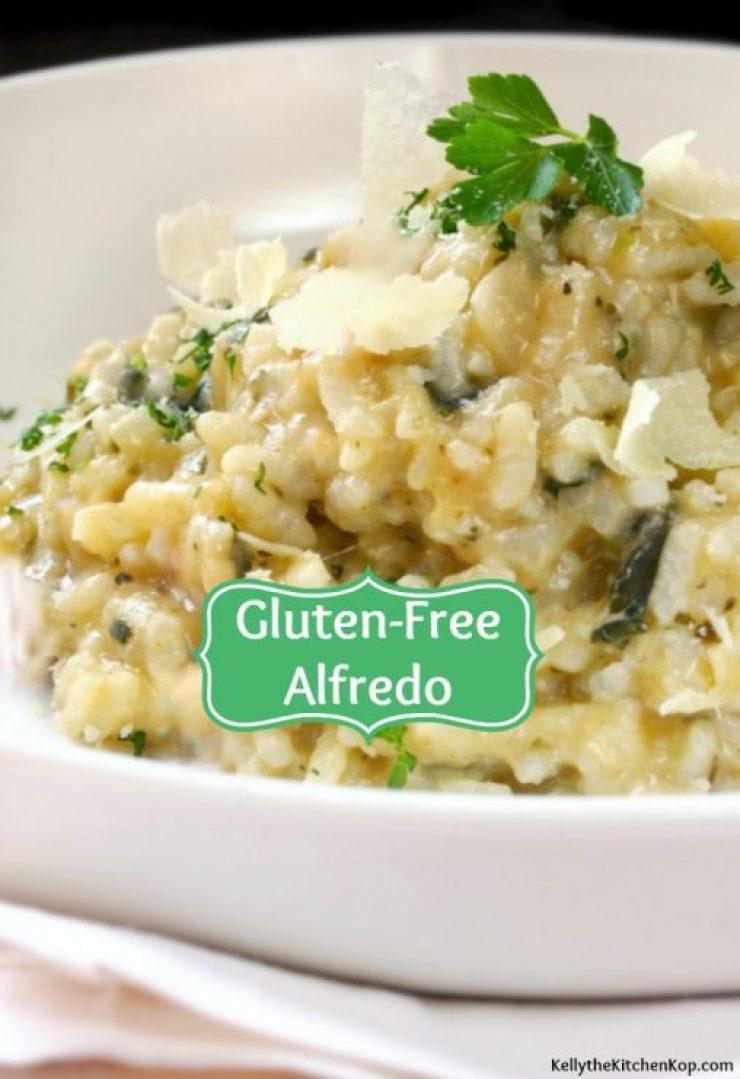 Gluten-Free Alfredo Sauce Recipe