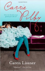 Carrie Pilby book cover