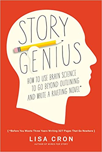 Story Genius book cover