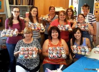 Ruth's Cupcake Class 4