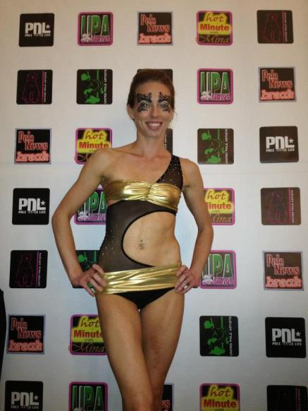LACY MCGARRY 2013 Pacific Pole Championships (Los Angeles) 2nd Place Choreography by Kelly Yvonne VIDEO: http://www.youtube.com/watch?v=PSbp59aoO0A