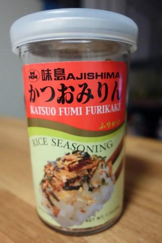 Katsuo fumi furikake