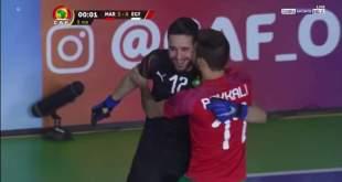 المنتخب المغربي للفوتسال يتوج بالكأس الافريقية على حسب المنتخب المصري