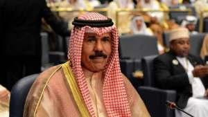 الشيخ نواف الأحمد يؤدي اليمين الدستورية أميرا للكويت