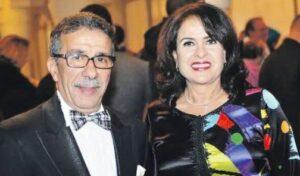وفاة الفنان المغربي عزيز سعد الله