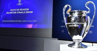 قرعة دوري أبطال أوروبا 2020\2021 دور المجموعات