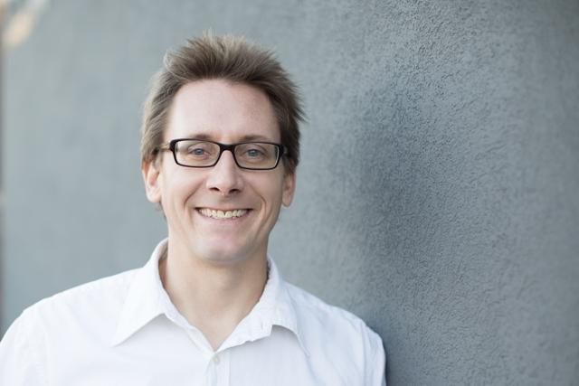 Tyler Perrault, Registered Denturist and BPS Master at Vernon Denture Clinic