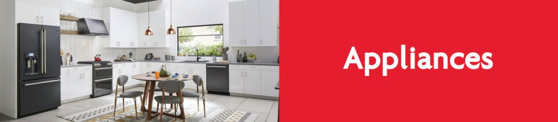 Home and kitchen appliances for your new Kelowna home.