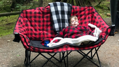 Kuma Outdoor Gear, the best camping chairs in Kelowna, Home Hardware.