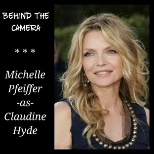 Behind the Camera Claudine