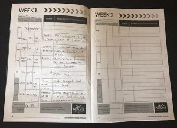 Runners World Australia running journal