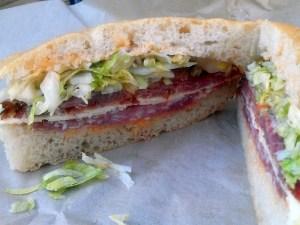 Coppa Sandwich Salumeria