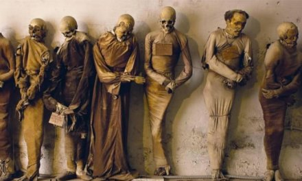 The Capuchin Catacombs