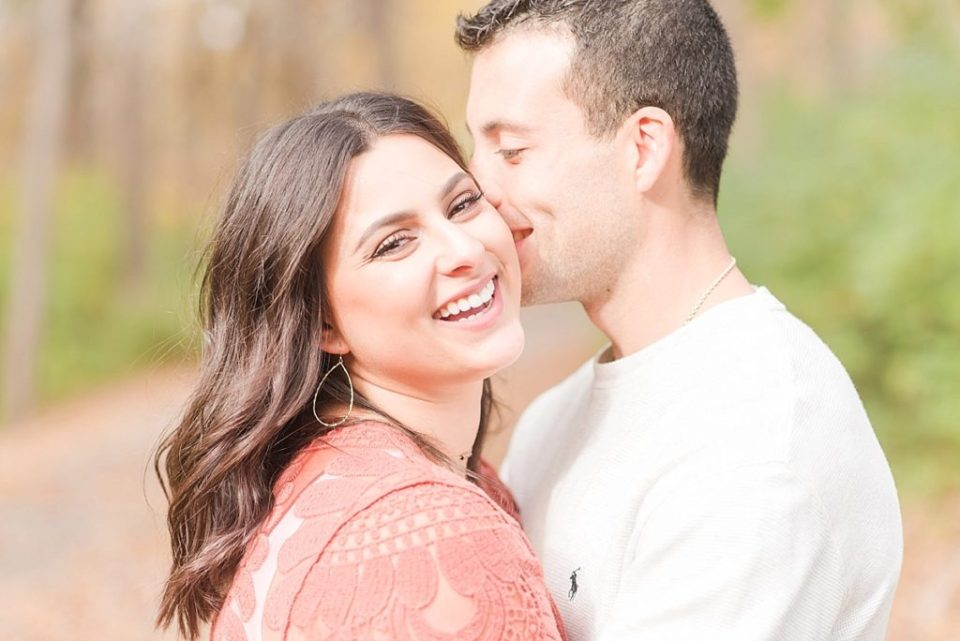 Briarcliff KCMO Engagement Session