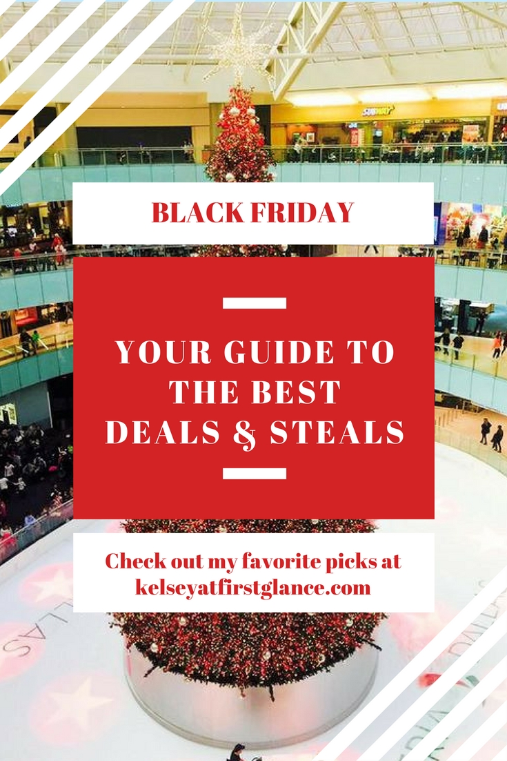 Black Friday Deals & Steals!