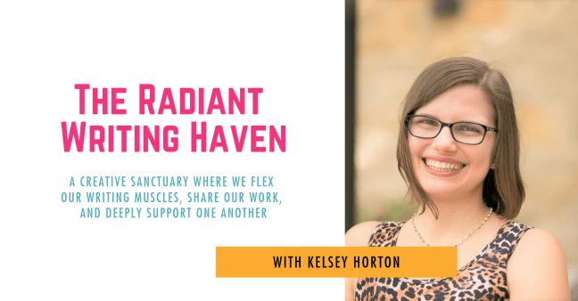 kelsey horton author facebook group