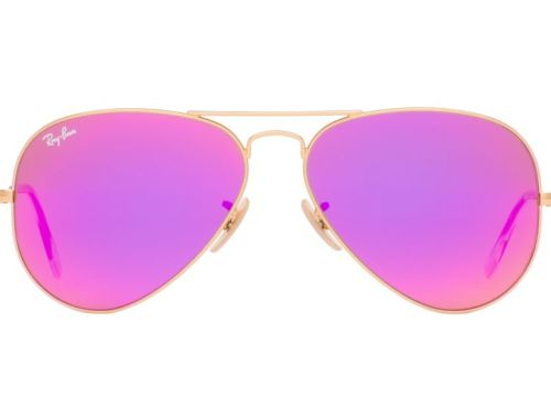 Pink Flash Lenses
