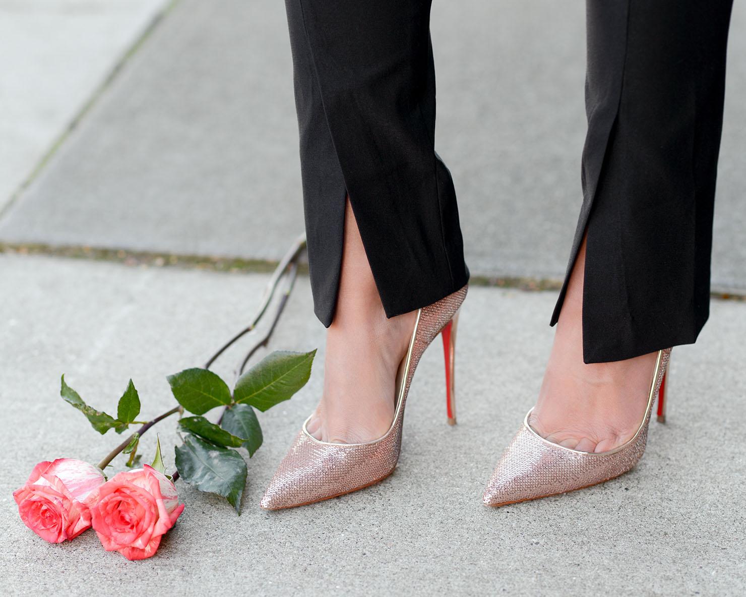 9767fab7b301 ... shopping lifestyle blogger kelsey kaplan fashion wearing christian  louboutin so kate pump 2d5e8 a666e