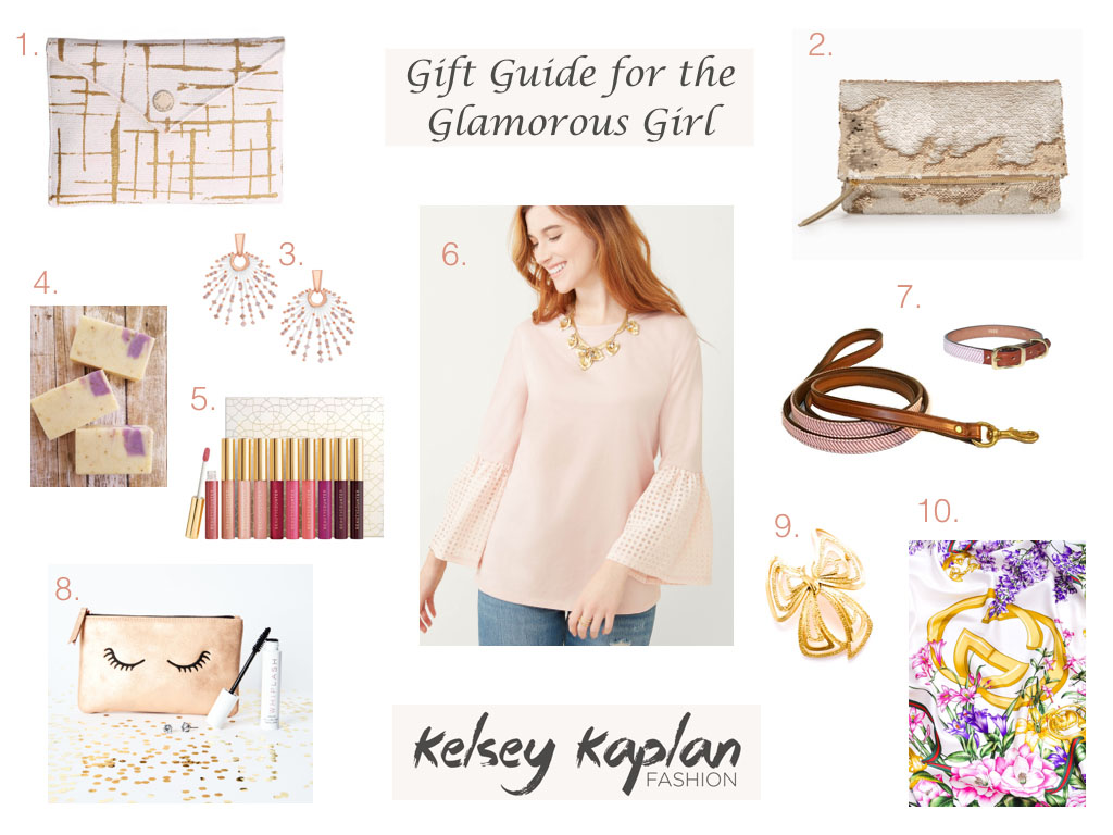 2018 Holiday Faire Gift Guide for the Glamorous Girl