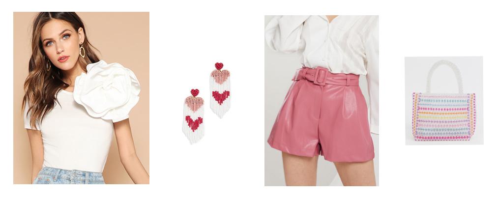 Lifestyle blogger kelsey kaplan of kelsey kaplan fashion picks her favorite items from the neon trend.