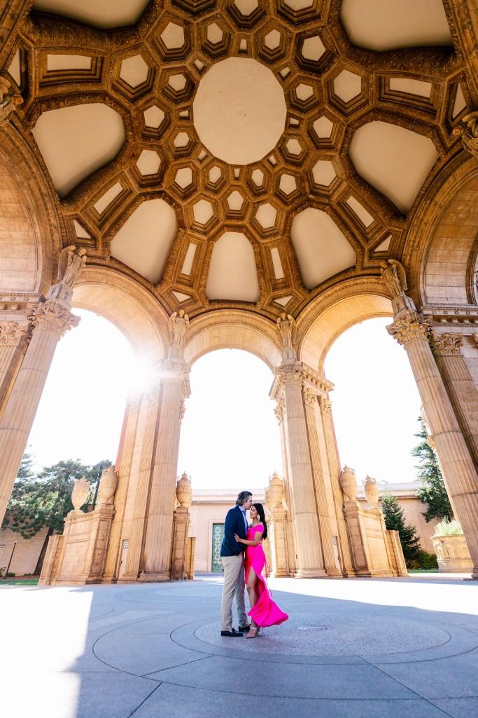 Lifestyle blogger Kelsey Kaplan and husband Dr. Jonathan Kaplan celebrate 9th wedding anniversary.