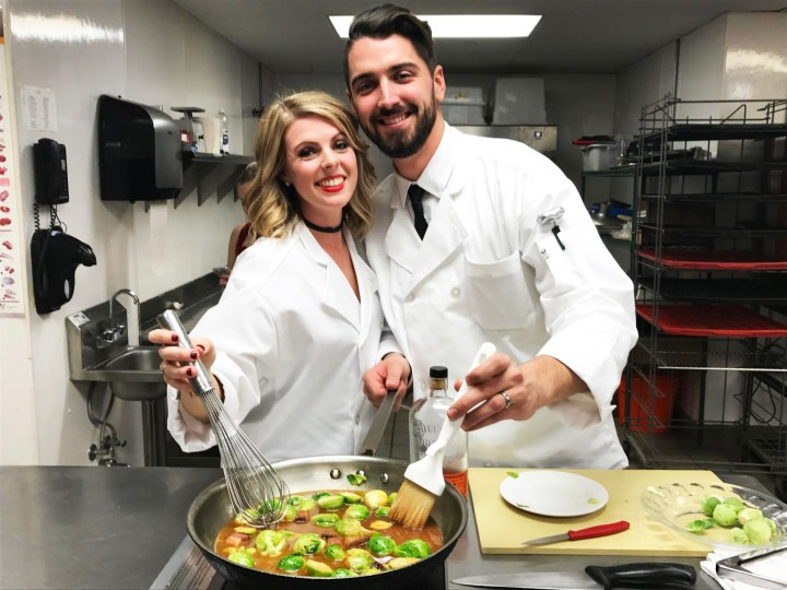 Cooking For A Cause (with just a little Bourbon)