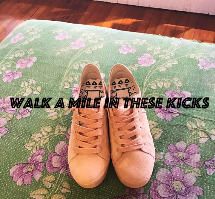 Trend Alert: Sneaker Style