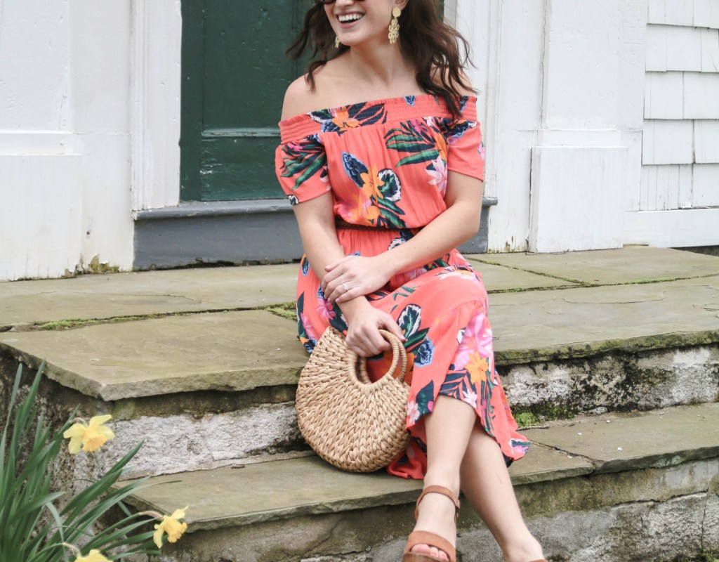 Floral Dresses Under $50 and Memorial Day Weekend Sales