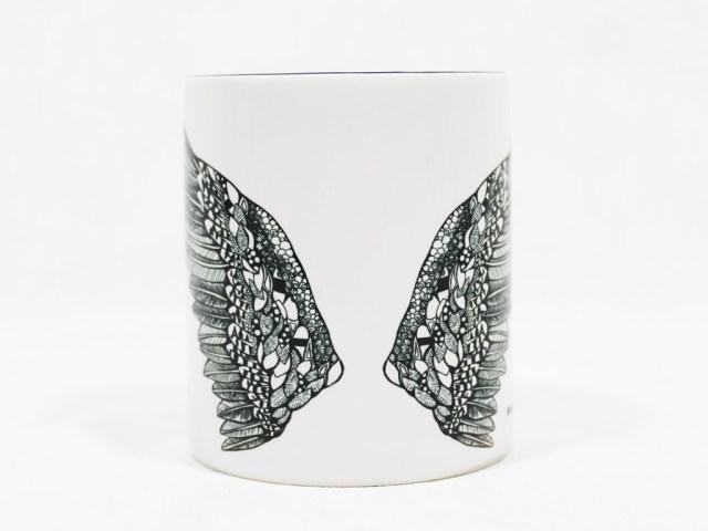 Angel Wing Mug 1