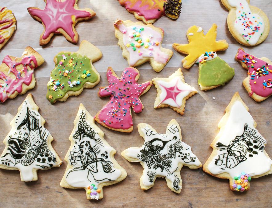 Sugar Cookie Art - Kelsey Montague