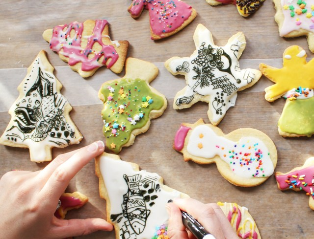 Sugar Cookie Art