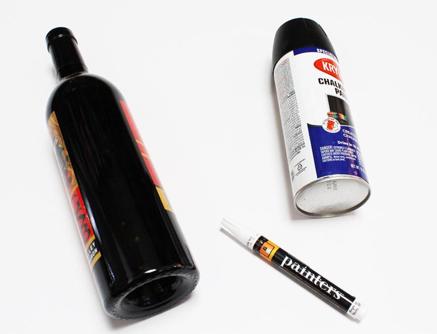 Wine Bottle 1