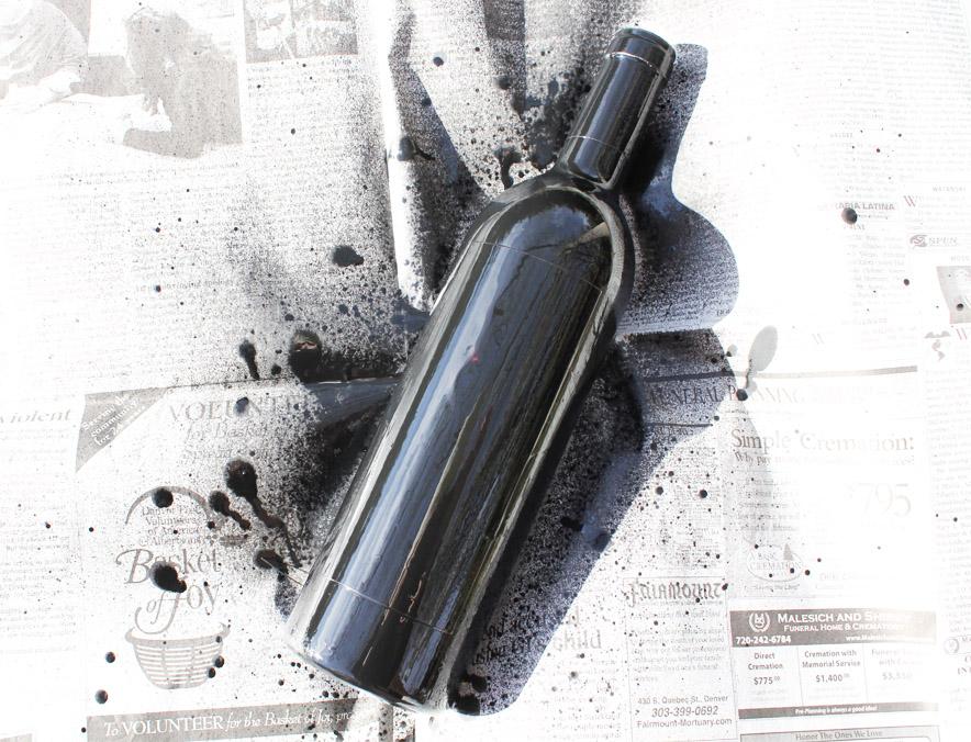 Wine Bottle 5