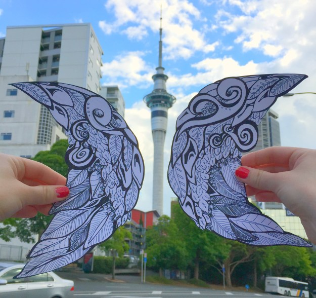 Auckland Skytower Wings