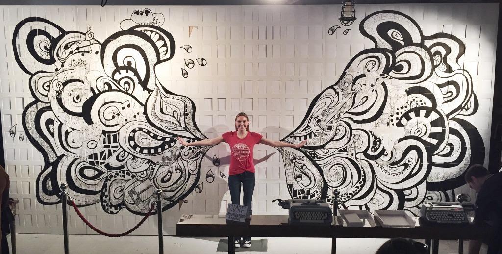 March 2016 Kelsey Montague Art