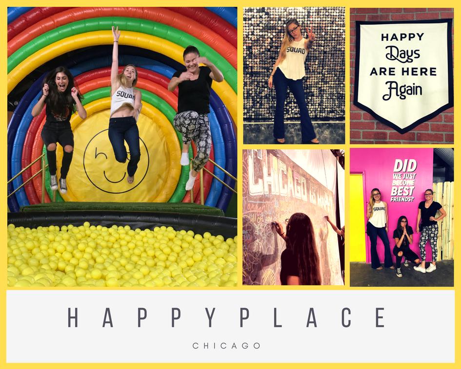 HAPPY PLACE | KelseyShawChicago